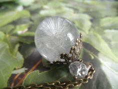 Protection-Milk Thistle Seed Resin Orb by giftforallseasons