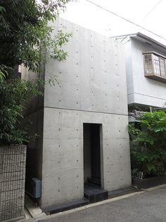 Azuma #House, Tadao Ando #architecture
