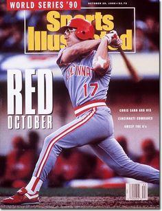 #Reds #1990 Freaking Chris Sabo! Good old Spuds...