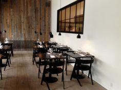 Radio copenhagen: restaurant with very good Nordic cuisine!