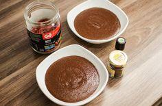 Canihua-Pudding
