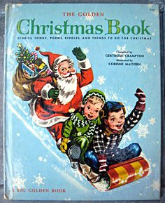 '''Golden Christmas Book''