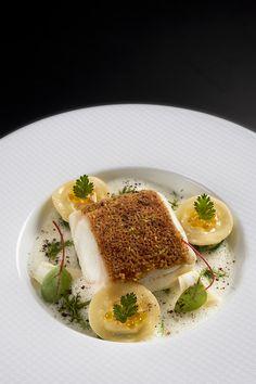 L'art dans vos assiettes. Venez dresser et shooter comme un chef ! Bar by Chef Briffard @ Le Cinq
