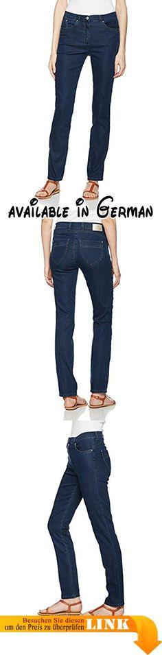 Raphaela by Brax Damen Skinny Jeans Lea (Super Slim), Blau (Stoned 25