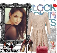 """""""Untitled #420"""" by limitlesshighlights on Polyvore"""