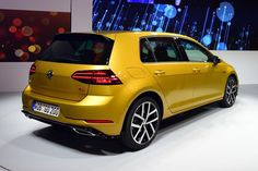 The Volkswagen Golf  #carleasing deal |  One of the many cars and vans available to lease from www.carlease.uk.com