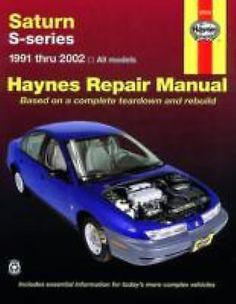 S series automatic transaxle reverse slam cure all saturnfans saturn s series 1991 thru 2002 all models haynes repair manual fandeluxe Choice Image