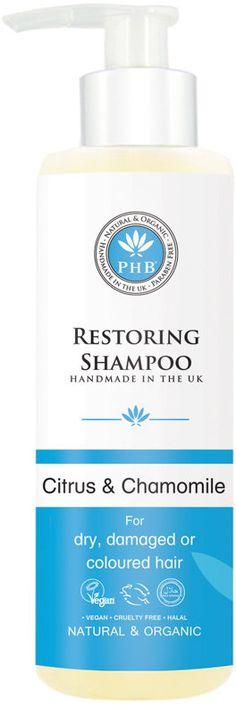 nur €  17,79. PHB Ethical Beauty Restoring Shampoo. 250 ml. Nährende Pflege für trockenes, geschädigtes & koloriertes Haar.