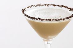 This nutty cocktail is a blend of honey, sweet coffee liqueur and Irish cream.