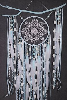 Dreamcatcher menthe Dream Catcher grand Dreamcatcher nouveau