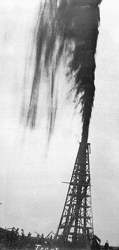 Read a cultural history of oil in Texas. Source: Texas Almanac.