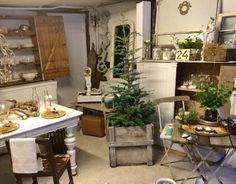 Jul. Christmas. Fransk landstil og vintage. Hvidt & Slidt, Studiestræde 3, 4300 Holbæk