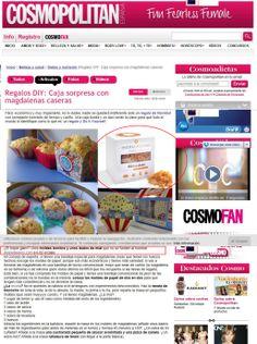 La Miel en Dados Ingredíssimo aparece en la web de la revista Cosmopolitan