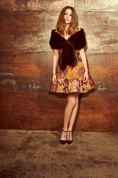 Miss Selfridge AW14 Lookbook | Miss Selfridge