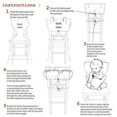 Portable High Chair Pattern Mylittleseat Portable High Chair with regard to Portable High Chair Pattern - Data Image of All chairs design Baby Sewing Projects, Sewing For Kids, Baby Boys, Portable High Chairs, Patterned Chair, Diy Bebe, Baby Chair, Baby Kind, Baby Crafts