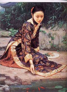 Classical Chinese People