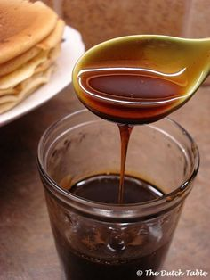 The Dutch Table: Appelstroop (Dutch Apple Syrup) Netherlands Food Access Our Site Much More Information http://storelatina.com/netherlands/recipes #travelNetherlands #travel #hollandtravel #foodNetherlands