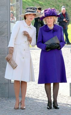 Princess Mary Photos - British and Danish Royals in Copenhagen - Zimbio