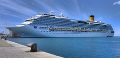 It has been announced that a Costa cruise ship will host the first ever David…