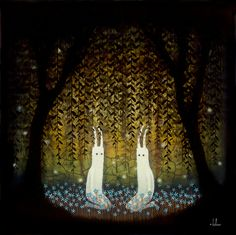 Mutual Enchantment by andy kehoe, via Flickr