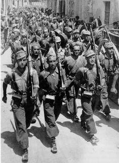 Brigades Internacionals: Batalló Dabrowski: Al voltant de 3.000 polacs