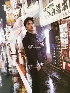 许魏洲    Hứa Nguỵ Châu    Japan Magazine    Continue