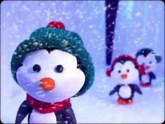 1 min 30 - Vidéo Animation Noël - La Danse des pingouins! - French Christmas, Winter Christmas, Christmas Crafts, Xmas, Christmas Ornaments, Holiday, New Year Music, French Kids, Film D