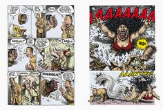 Robert Crumb unburdens himself with a volume dealing with his sexual foibles Fritz The Cat, Alternative Comics, Robert Crumb, Open Book, Conceptual Art, Psychedelic, Comic Books, Cartoon, Drawings