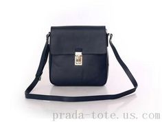 Authentic #Prada VA0973 Bags in Sapphire Blue Outlet store
