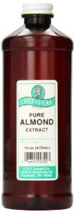 Chef-O-Van Natural Flavoring Extracts, Pure Almond Extract, 16 Ounce - http://handygrocery.org/grocery-gourmet-food/cooking-baking/extracts-flavoring/chefovan-natural-flavoring-extracts-pure-almond-extract-16-ounce-com/
