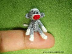 Sock monkey? I don't see a sock monkey!
