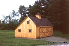 Small Barn ~ not bad