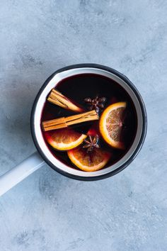 Non Alcoholic Mulled