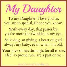 Dochters ... 3 ... trotse ma