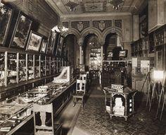 Black and white photograph of a Kodak shop interior, circa This is likely the Kodak Limited store in the Block Arcade, Collins Street, Melbourne. Brisbane, Perth, Sydney, Melbourne Australia, Melbourne Cbd, Melbourne Victoria, Victoria Australia, Cairns, Tasmania
