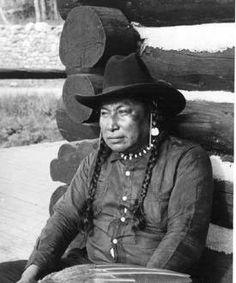 Crow Feathers - Blackfeet (Pikuni) - circa 1930