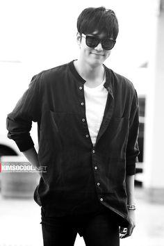 Lee Min Ho @ Airport Fashion 140903
