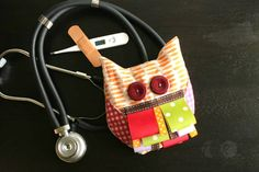 """Owl Ouchie Pack {A-Z Series, """"O""""} - The Ribbon Retreat Blog"""