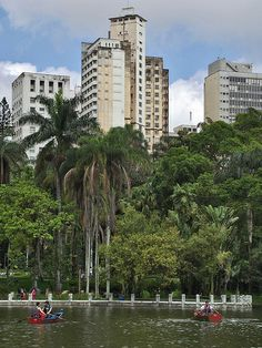 Parque municipal, Belo Horizonte,Brasil