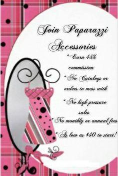 $5.40 each! Paparazzi Accessories www.facebook.com/EsjaysBoutique www.paparazziaccessories.com/21203