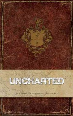 Uncharted Ruled Journal