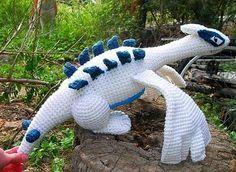 Crochet Pokemon Lugia