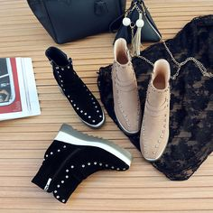 #chiko #chikoshoes #shoes #fashion #fashionable #style #lookbook #fall #winter #autumn #new #best #streetstyle #chic #trend #streetfashion #ankleboots #boots #studded #flatforms