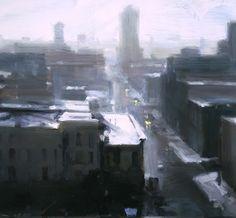 Cityscape | Ben Aronson