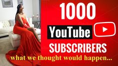 """1000 SUBSCRIBERS! - What we """"THOUGHT"""" would happen after 1000 SUBSCRIBER... Youtube Subscribers, Told You So, Thoughts, Shit Happens, Funny, Funny Parenting, Hilarious, Fun, Humor"""