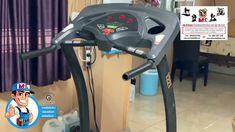 ทำการเปลี่ยนสายพาน ลู่วิ่งไฟฟ้า Tempo รุ่น T221 ทำการติดตั้ง และทำความสะ... Horizon Fitness, Treadmill, Gym Equipment, Bike, Bicycle, Treadmills, Bicycles, Workout Equipment