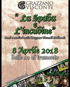 Italia Medievale: La spada e l'incudine a Grazzano Visconti