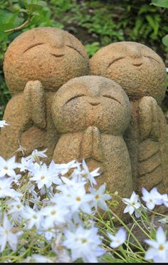 I want these in my Zen garden. When I have one.