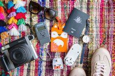 Packliste Urlaub: Dokument und Kleinkram