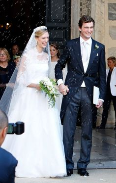 Pin for Later: The Most Stunning Royal Weddings From Around the World